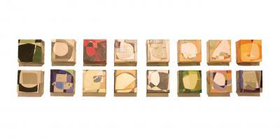 Bits by Jacqueline Kluver