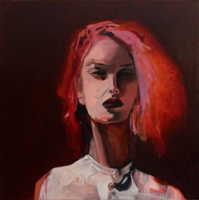 Red by Theresa Pfarr