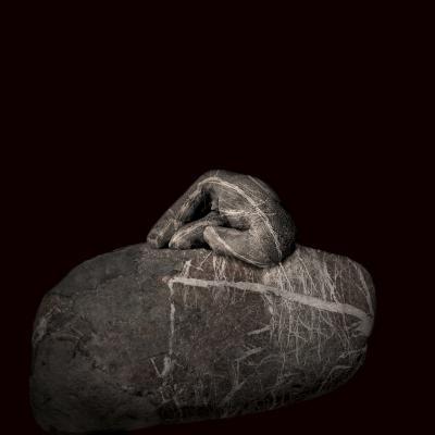 Sewed Stone by Roberto Kusterle