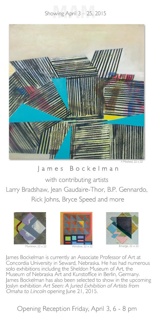 Paintings By James Bockelman featuring Larry Bradshaw, Jean Gaudaire-Thor and more