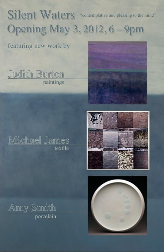 Silent Waters: featuring Judith Burton, Michael James, and Amy Smith