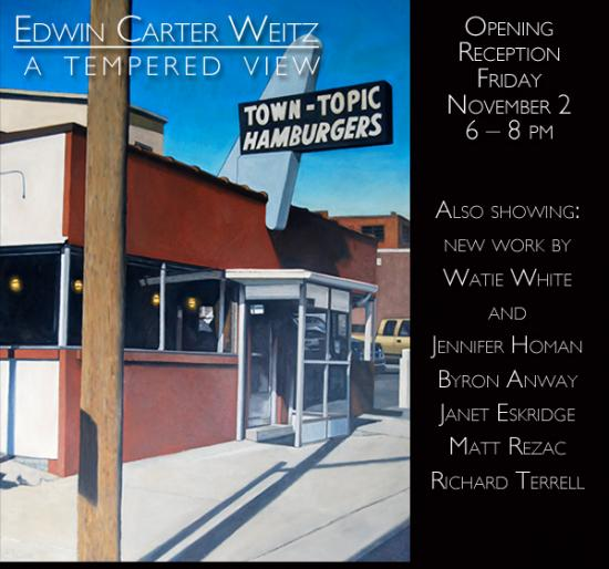 Edwin Carter Weitz: A Tempered View