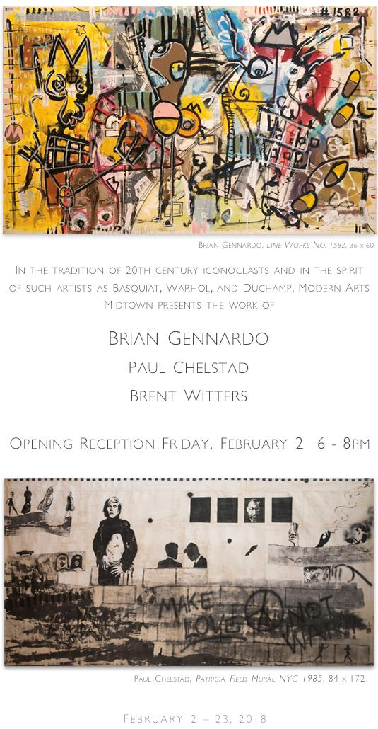 Brian Gennardo featuring Paul Chelstad and Brent Witters