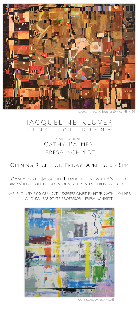 Jacqueline Kluver: Sense of Drama