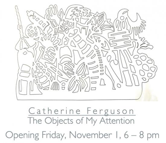 Catherine Ferguson: The Objects of My Attention