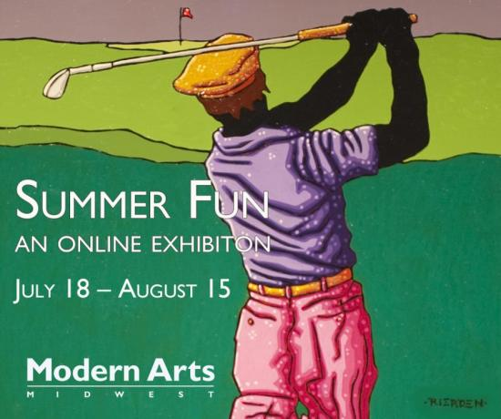 Summer Fun: An Online Exhibition (click here)